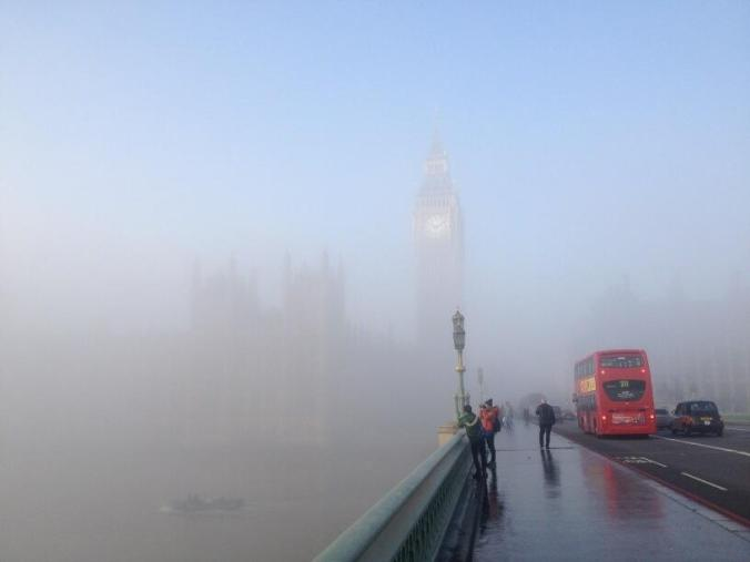 Westminster: Non-Ideological, bland and without conviction